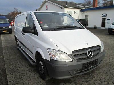 brugt Mercedes Vito 110 L 2,1 CDI Standard 95HK Van 6g