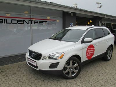 brugt Volvo XC60 2,4 D4 163 Kinetic aut. AWD