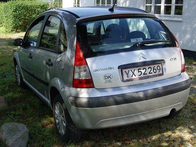 brugt Citroën C3 1,4 HDI