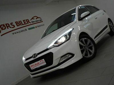 brugt Hyundai i20 1,4 CRDi 90 Premium