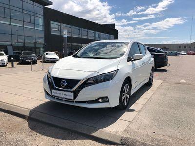 brugt Nissan Leaf el EL N-Connecta 40 kWh 150HK 5d Aut.