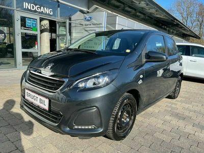 brugt Peugeot 108 1,0 e-VTi 69 Urban