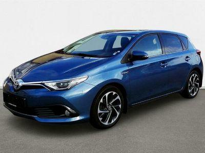 brugt Toyota Auris Hybrid 1,8 Hybrid Style 136HK 5d Aut.