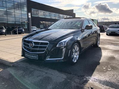 brugt Cadillac CTS 2,0 T Luxury AWD 276HK 6g Aut.
