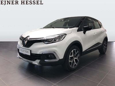 second-hand Renault Captur 1,5 Energy DCI Intens EDC 90HK 5d 6g Aut.