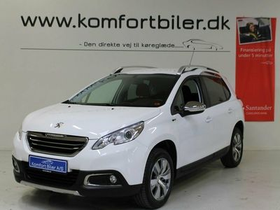 second-hand Peugeot 2008 1,2 VTi 82 Style
