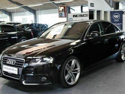 brugt Audi A4 2,0 TDi 120