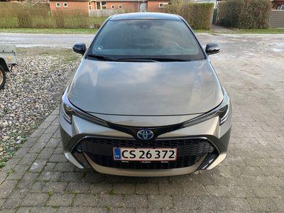 brugt Toyota Corolla 2.0 Hybrid (180 hk) Hatchback aut. Gear
