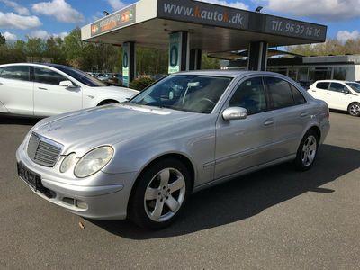 brugt Mercedes E220 2 CDi Classic aut.