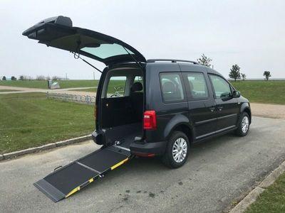 brugt VW Caddy 2,0 TDi 102 Comfortline BMT