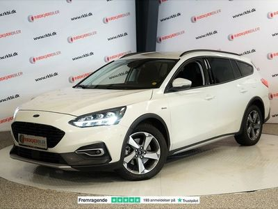 brugt Ford Focus 1,0 EcoBoost Active Busin. stc aut
