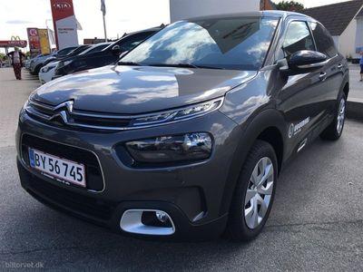 brugt Citroën C4 Cactus 1,2 PureTech Iconic start/stop 110HK 5d