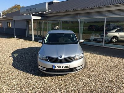 begagnad Skoda Rapid 1,2 TSi 86 Ambition GreenTec