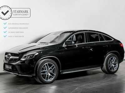 used Mercedes GLE350 d 3,0 Coupé aut. 4-M