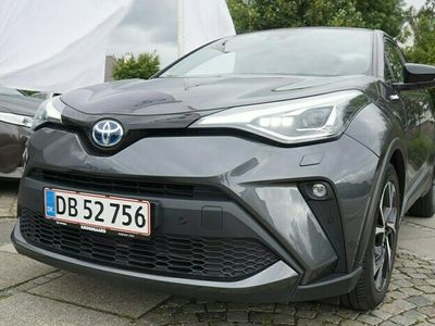 brugt Toyota C-HR 18 Hybrid C-LUB Premium Multidrive S 122HK 5d Aut.