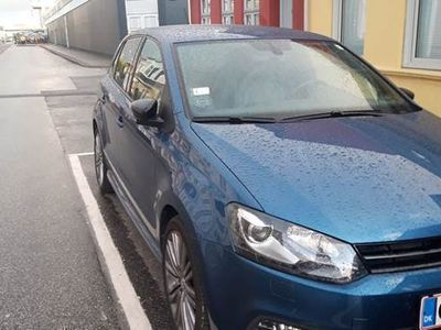 brugt VW Polo 1,4 BlueGT