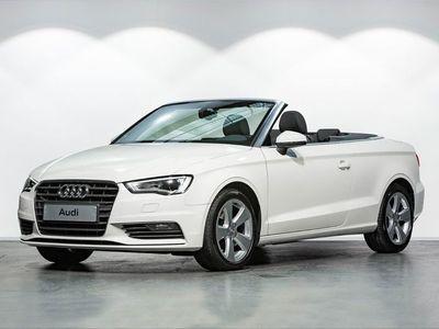brugt Audi A3 Cabriolet 1,6 TDi 110 Ambition