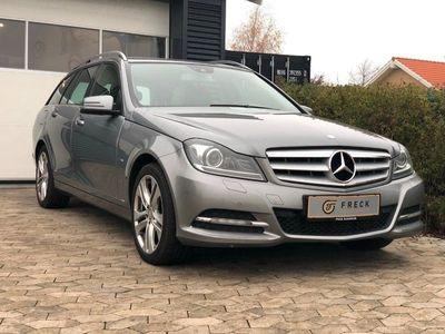 used Mercedes C220 2,2 CDi Avantgarde stc. aut. BE