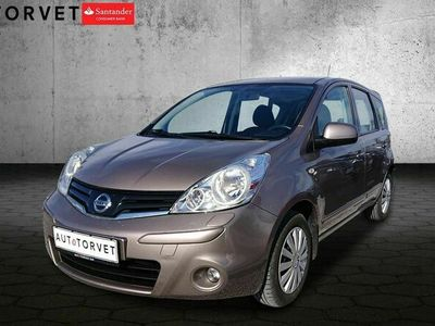 brugt Nissan Note 1,5 dCi 90 Acenta Connect