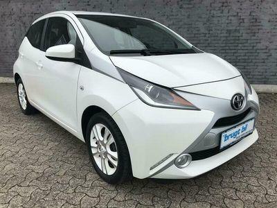 brugt Toyota Aygo 1,0 VVT-I X-Pure Safety Sense 69HK 5d