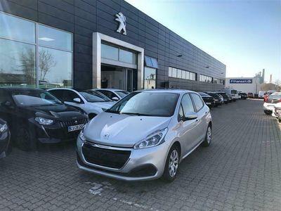 brugt Peugeot 208 1,2 VTi ESG Envy 82HK 5d