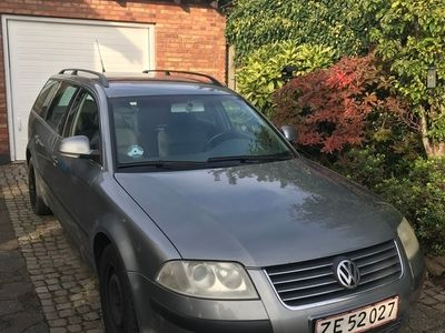brugt VW Passat 1,9 TDI
