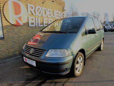 brugt VW Sharan 1,9 TDi 115