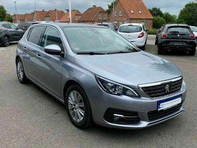 brugt Peugeot 308 1,6 BlueHDi 120 Allure Sky