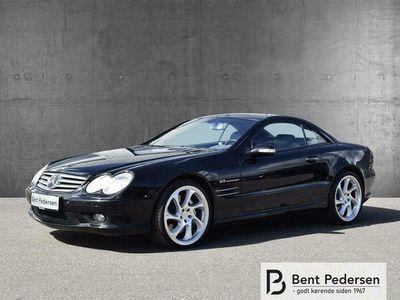 brugt Mercedes SL55 AMG AMG 500HK Cabr.