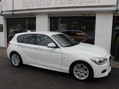 brugt BMW 120 d 2,0 M-Sport