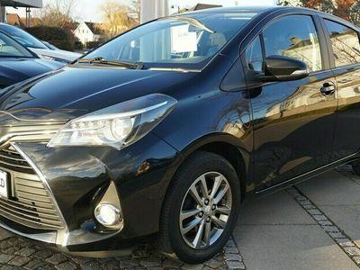 brugt Toyota Yaris 1,3 VVT-I Limited 100HK 5d 6g