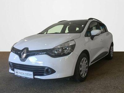 käytetty Renault Clio IV 1,2 16V Authentique ST