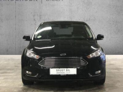brugt Ford Focus 1,5 EcoBoost Titanium 150HK 5d 6g Aut.