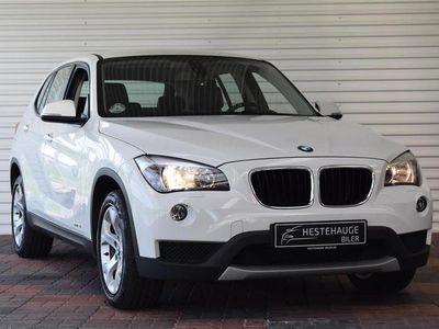 used BMW X1 18D 2,0 D Sdrive 143HK 5d 6g
