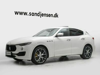 brugt Maserati Levante 3,0 D aut.