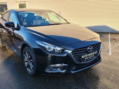 brugt Mazda 3 2,0 Sky-G 120 Vision aut.