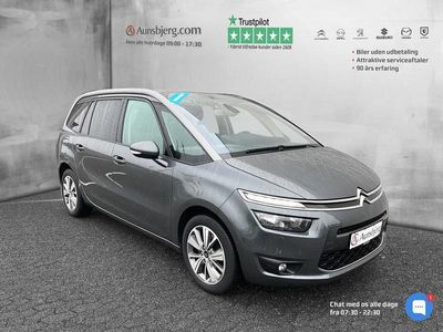 brugt Citroën Grand C4 Picasso 1,6 THP Intensive EAT6 start/stop 165HK 6g Aut.