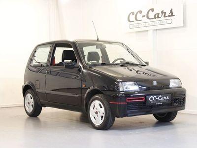 brugt Fiat Cinquecento 1,1 Sporting