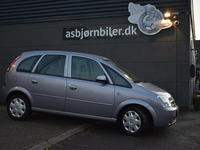 brugt Opel Meriva 1,4 16V Limited