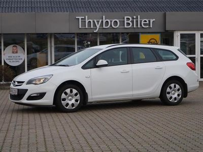 brugt Opel Astra Sports Tourer 1,4 Twinport Limited Start/Stop 100HK Stc