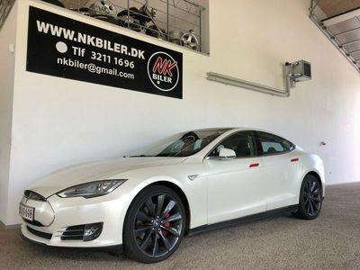 brugt Tesla Model S P85+