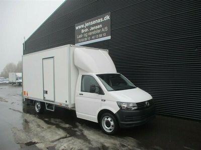 brugt VW Transporter 2,0 D Alu.kasse m./lift ALKO model DSG 150HK Ladv./Chas. 2021