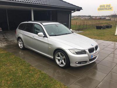 brugt BMW 318 D, 2009, km. 298.000
