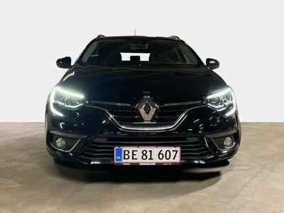 brugt Renault Mégane IV dCi 110 Zen ST
