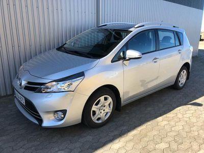 gebraucht Toyota Verso 1.8 VVT-i 7 sæder 108KW