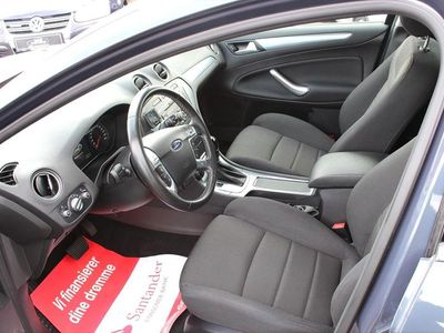 brugt Ford Mondeo 2,0 TDCi DPF Titanium 163HK Stc 6g Aut.