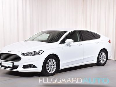 brugt Ford Mondeo 2,0 TDCi ECOnetic Trend 150HK 5d 6g