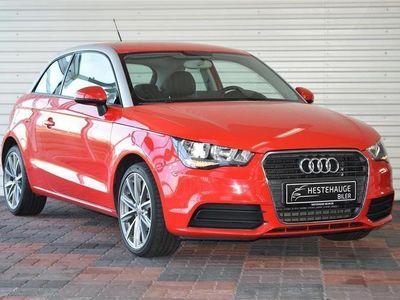 brugt Audi A1 1,2 TFSI Ambition 86HK 3d