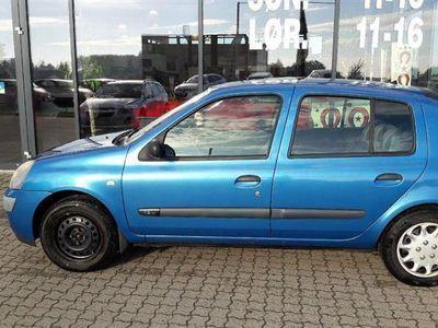 brugt Renault Clio 1,2 Authentique 75HK 5d