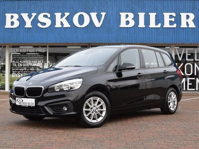 käytetty BMW 218 Gran Tourer d 2,0 Advantage 7prs